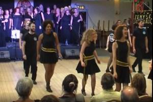 Kemysk Cornish Dance Group