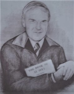 Sketch of Cyril Noall
