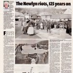Ertach Kernow - The Newlyn Riots 125 years on