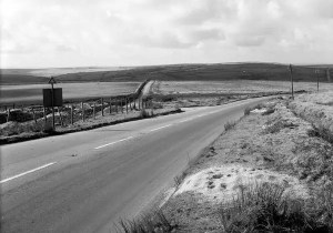 A30 near Temple 1967 - Royal Cornwall Museum