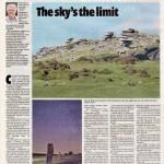 Ertach Kernow - The sky's the limit