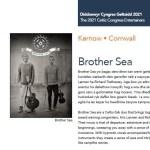 Kernow Ent' Brother Sea