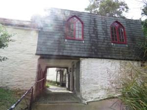 Lychgate at St Clement Church