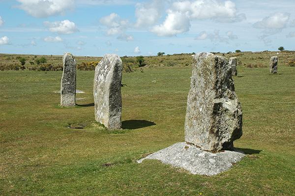 Hurler Stone Circles