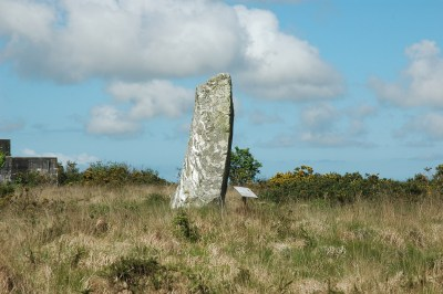 Photo 19 - St.Breock Monolith May 14