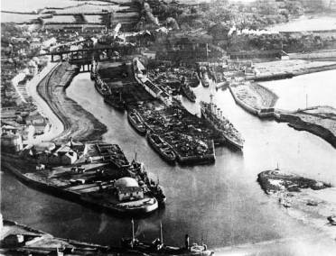 The port of Hayle