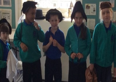 "Pennoweth School bring their ""castles"" topic to life at Pendennis"
