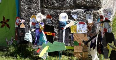Dupath- puppets