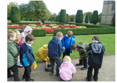 Indian Queens Primary School – Year 2 visit Lanhydrock House