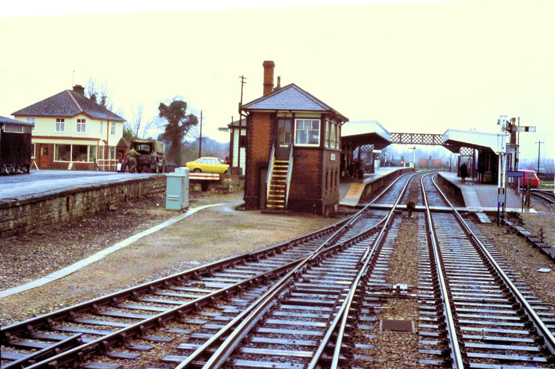 Westbury to Salisbury