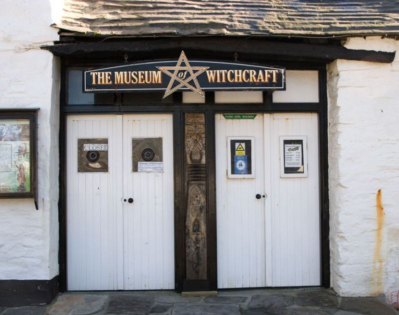 Museum Of Witchcraft Boscastle Cornwall Guide