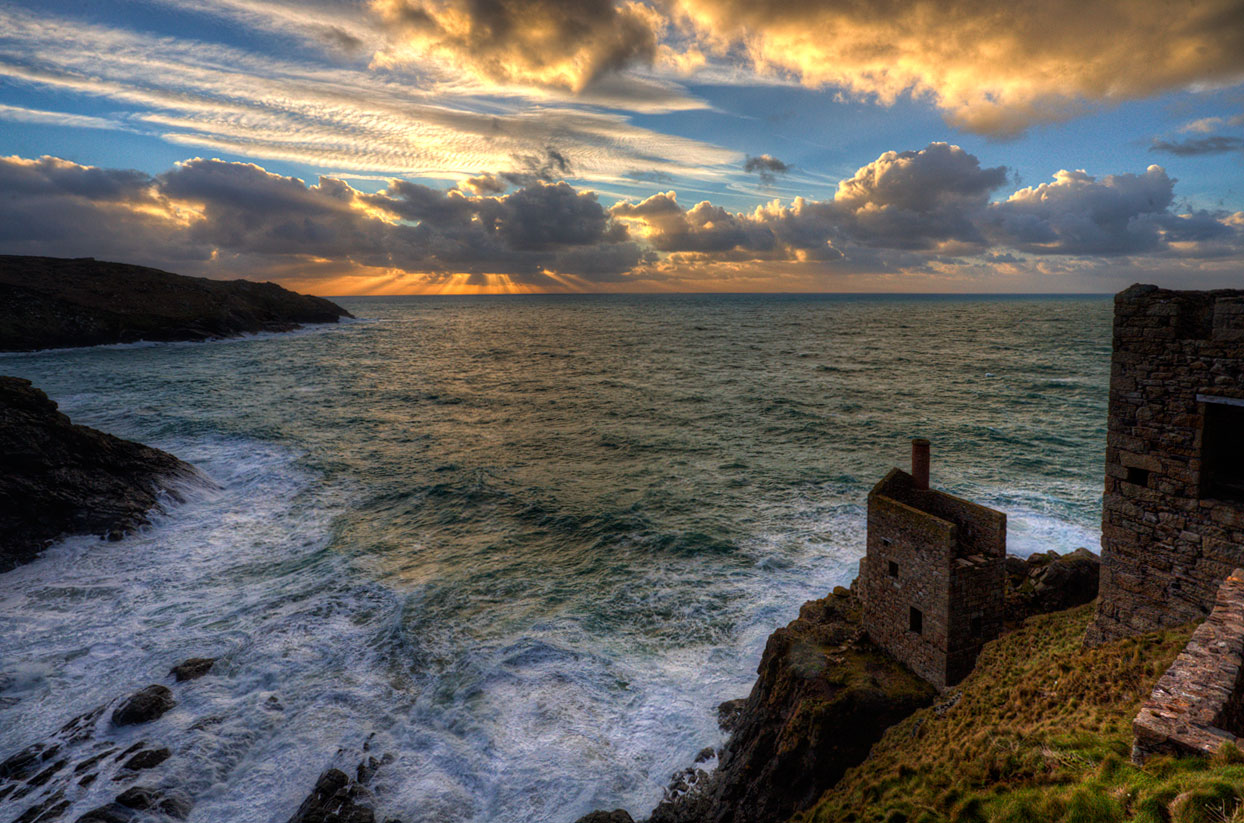 Botallack Mine  Cornwall Guide