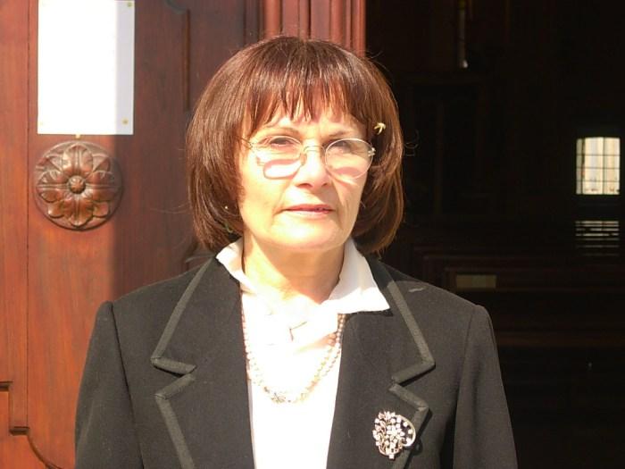 Maria Pollorsi - soprano e amministratrice; consigliere