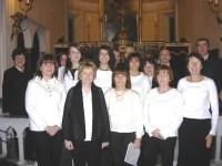 Concerto di Natale a Viarolo, 2004