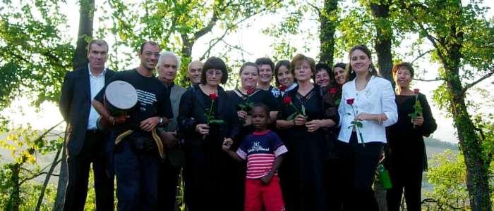Matrimonio a Carpadasco P.no, Varsi (PR), 2007