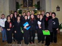 Concerto a Ronco Campo Canneto (Trecasali, PR), 2005