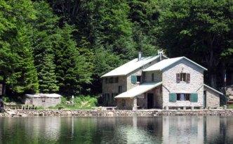 Rifugio Mariotti - Lago Santo