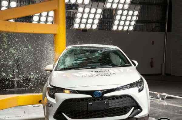 Teste Corolla 2019