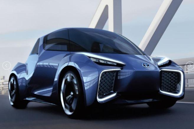 Toyota C-HR Elétrico é Lançado