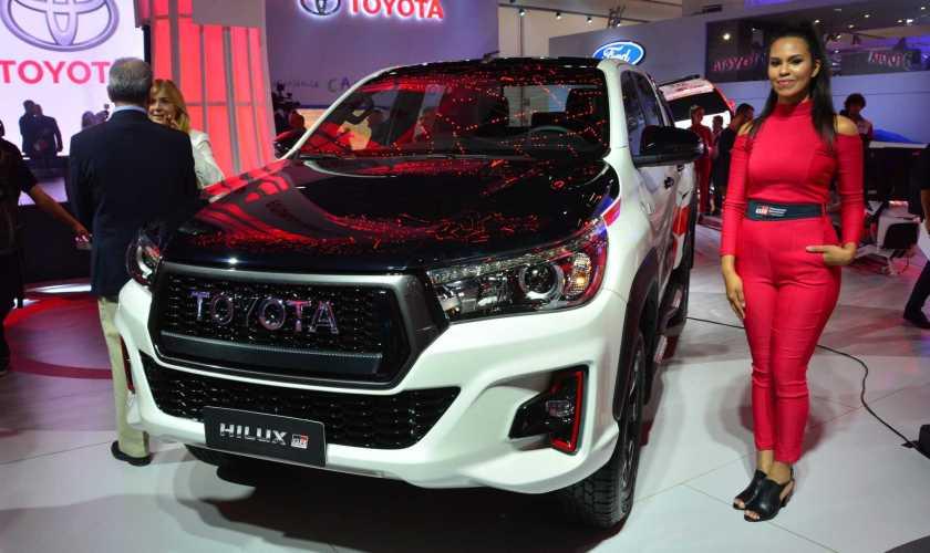 Após Sucesso Toyota Hilux GR terá Nova Produção