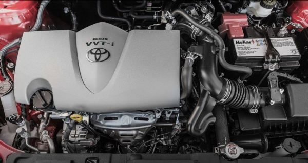 Motor Tres Cilindros Toyota