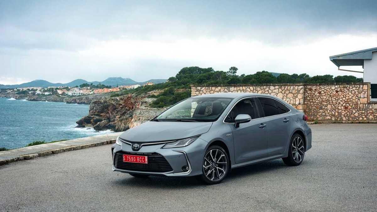 Design Toyota Corolla 2020