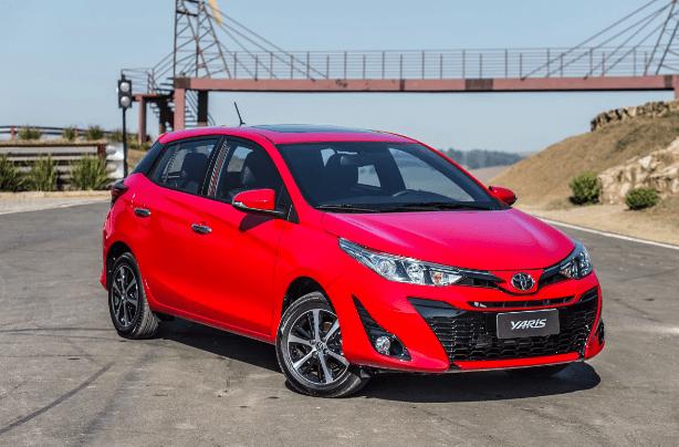 Toyota Etios Poderá se Aposentar pelo o que Tudo Indica