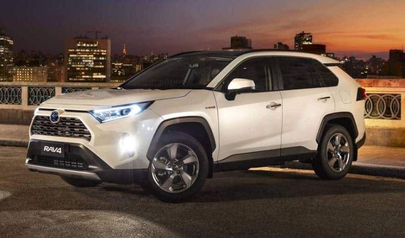 Novo Toyota RAV4 2019: Veículo já tem aumento nos Preços
