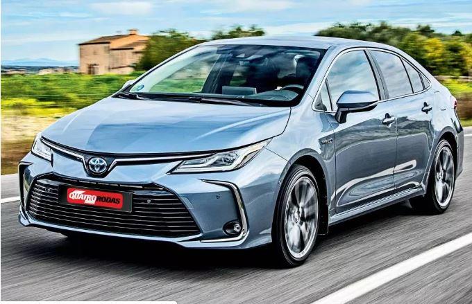 Novo Toyota Corolla: Veículo será Equipado com Motor 2.0 mais Forte
