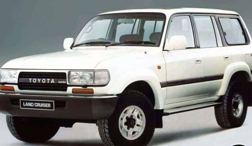 Toyota Land Cruiser → Modelo chega à marca de 10 milhões de Vendidos