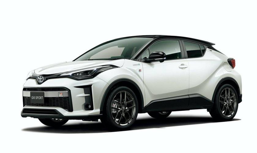 Toyota C-HR → Modelo estreou no Japão
