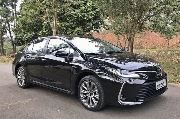 Novo Toyota Corolla: Veículo tem fila de espera de até 120 dias