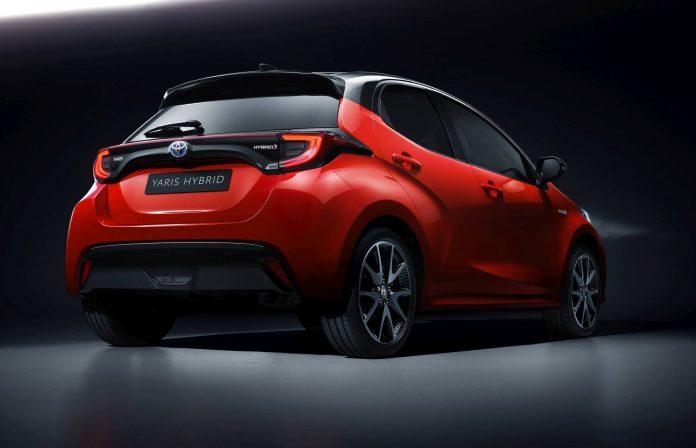 Novo Toyota Yaris será Equipado como Airbag Central
