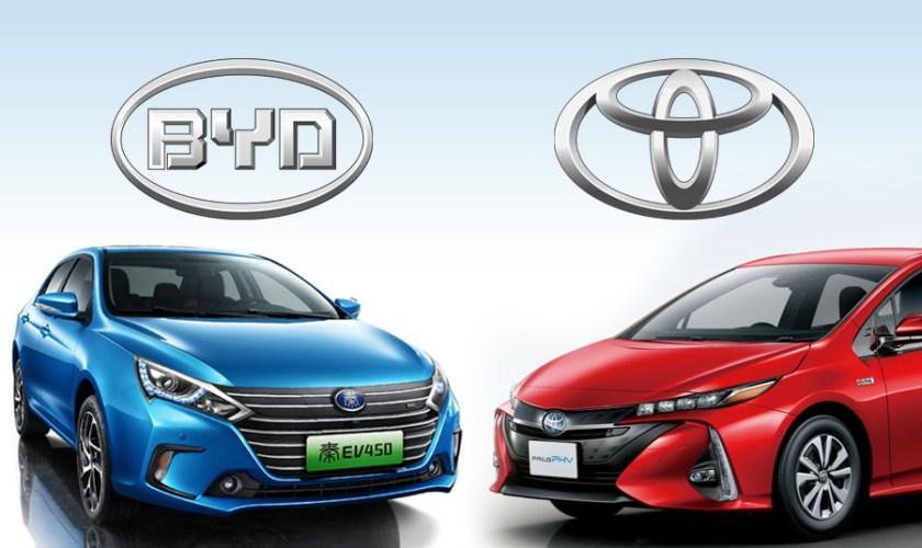 Toyota irá Lançar Novos Veículos Elétricos na China