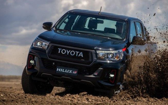 Toyota Hilux V6 – Novo Modelo Chegará com Motor de 234 CV em Fevereiro