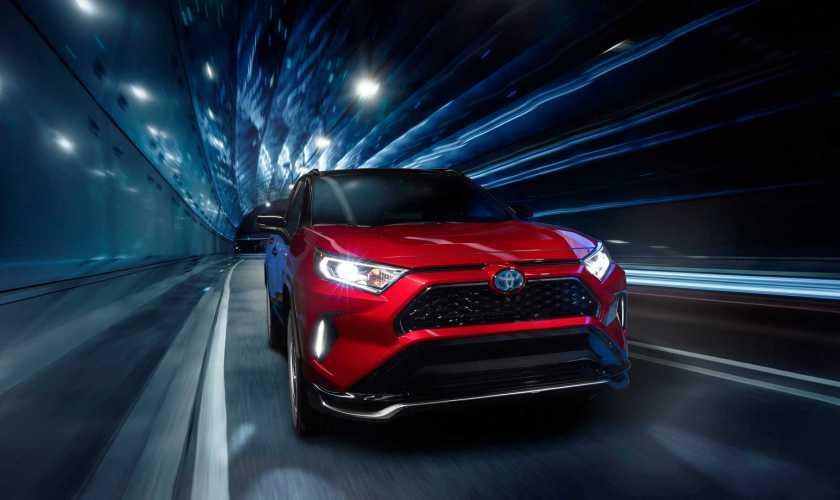 Toyota RAV4 Prime 2021 será a Versão mais Potente do Veículo