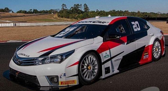 Toyota irá Entrar no Automobilismo Nacional com ajuda da Gazoo Racing