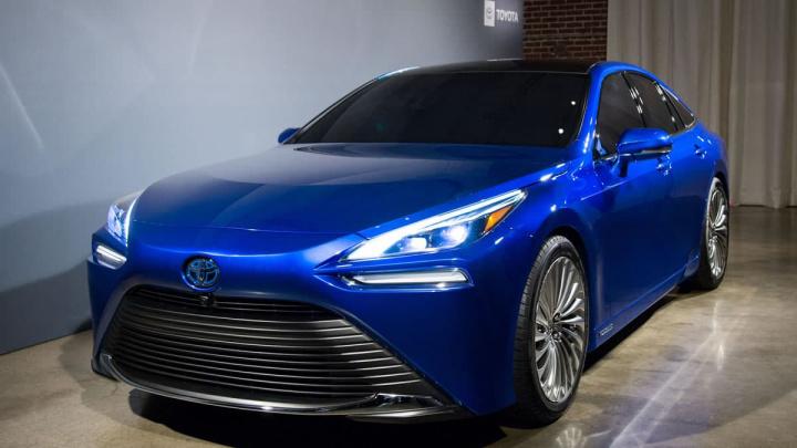 Novo Toyota Mirai 2020: Montadora quer Vender 30 mil Unidades