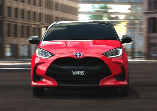 Toyota Yaris SUV: Modelo deve Aparecer em 2021