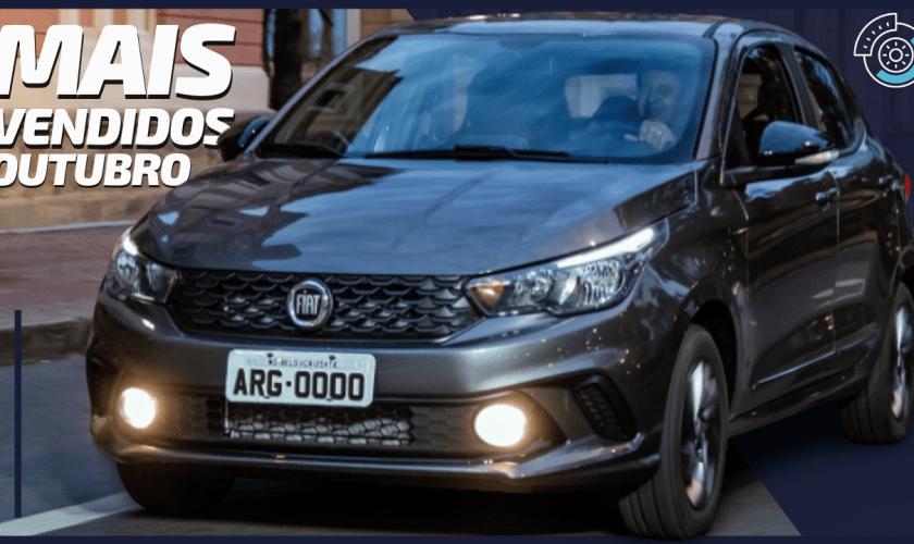 Carros mais Vendidos em Outubro 2020 (GM ÔNIX – FIAT STRADA – HYUNDAY HB20)