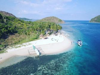 Expedition from Coron to El Nido, Palawan