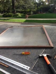 Historic Home Screen Repair