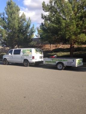 Mobile Screen Repair Van