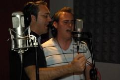 grabacion disco se de un lugar - estudio de grabacion atmosfera rec andujar - coro rociero la borriquita montoro cordoba (9)