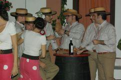 presentacion del disco se de un lugar - teatro municipal de montoro miguel romero esteo - coro rociero de la borriquita montoro (2)