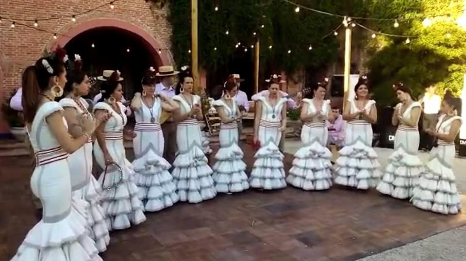 ¿Cuanto cuesta un coro rociero para una boda?