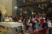 xv aniversario coro rociero borriquita virgen de la cabeza cerro del cabezo peregrinación (45)