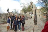 xv aniversario coro rociero borriquita virgen de la cabeza cerro del cabezo peregrinación (51)