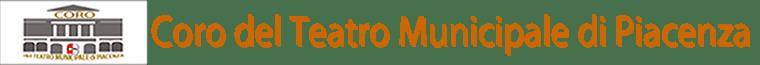 Coro del Teatro Municipale di Piacenza Logo
