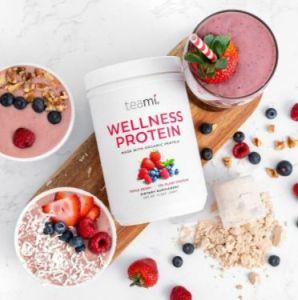 KLEIN - Teami - Wellness Protein - Triple Berry Sfeerfoto - CorpoCare